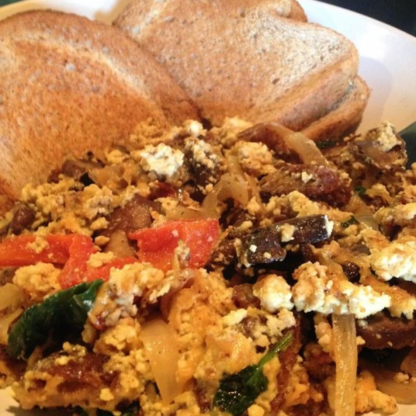 Build Your Own Scramble