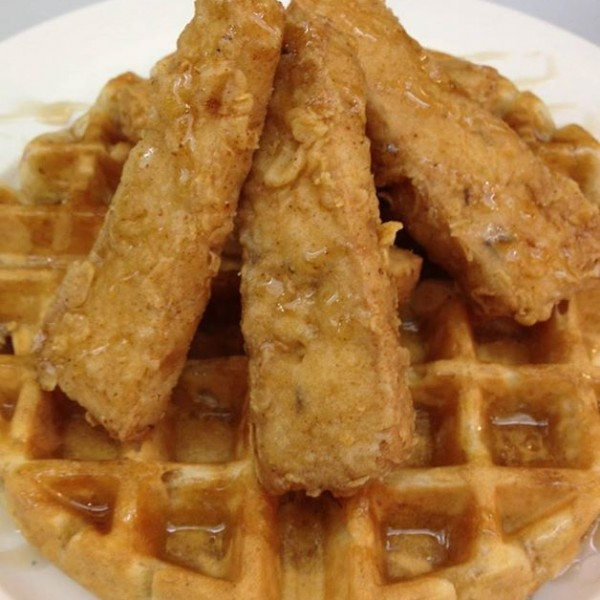 Southern Fingers and Waffles